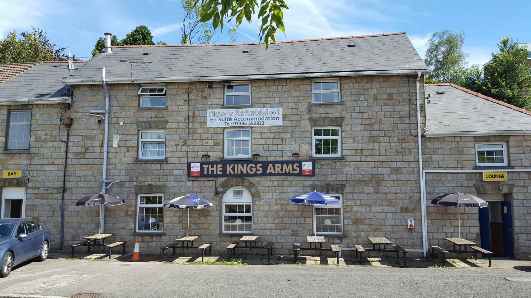The Kings Arms Ebbw Vale